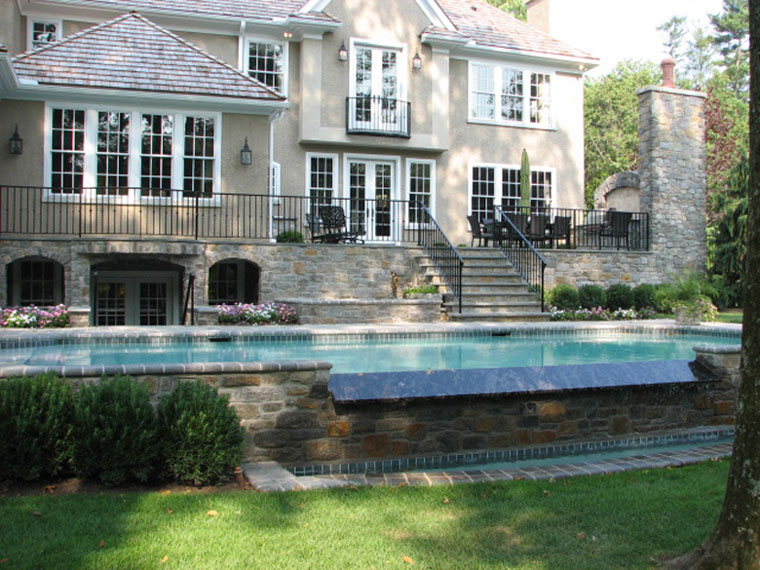 stone-home-with-pool